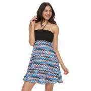 Women's Apt. 9® Smocked Tube Cover-Up