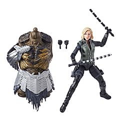 Avengers Marvel Legends Series 6-inch Black Widow Figure