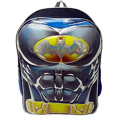 Kids DC Comics Batman Molded Muscle Backpack