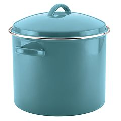 Farberware 16-qt. Enamel-on-Steel Large Covered Stockpot