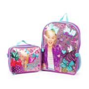 Kids JoJo Siwa Backpack & Lunch Box Set