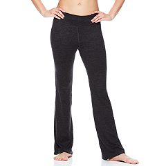 Women's Gaiam Om Marled Midrise Yoga Pants