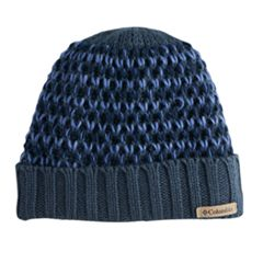 Women's Columbia Butte Falls Sherpa-Lined Knit Beanie