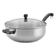 Farberware Classic 6-qt. Stainless Steel Chef Pan