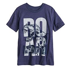 Boys 4-10 Jumping Beans® 'Roar' T-Rex Graphic Tee