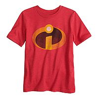 Disney / Pixar The Incredibles Boys 4-10 Logo Graphic Tee by Jumping Beans®
