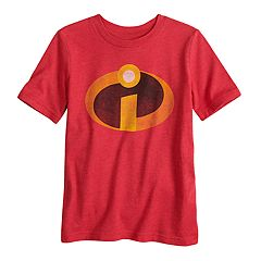 Disney/Pixar The Incredibles Boys 4-10 Logo Graphic Tee by Jumping Beans®