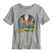 Boys 4-10 Jumping Beans® Guardians of the Galaxy Characters Graphic Tee