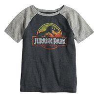 Boys 4-10 Jumping Beans® Jurassic Park Raglan Graphic Tee