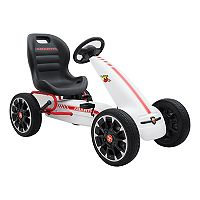 Blazin Wheels Abarth F1 Pedal Go Kart Ride-on Vehicle