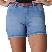 Women's Lee Cora Belted Jean Shorts