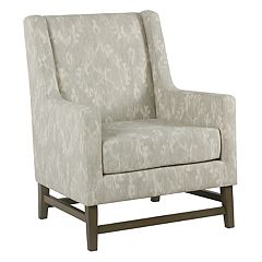 HomePop Peyton Ikat Accent Chair