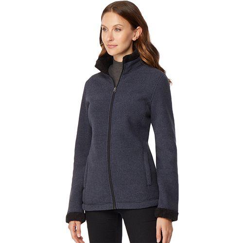 Women's HeatKeep Sherpa-Lined Fleece Jacket