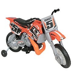 Wonderlanes Ryan Dungey 12V Dirt Bike Ride-on Vehicle
