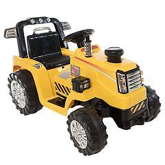 Wonderlanes 6V Tractor Ride-on Vehicle