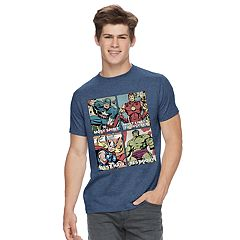 Men's Marvel Comics Super Group Tee