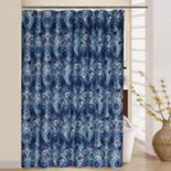 Waverly Boho Passage Shower Curtain & Rings