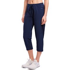 Women's Jockey Sport Circulation Perforated Capris