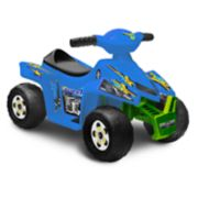 Kid Motorz Superb 6V Quad Ride-On Vehicle