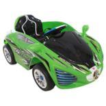 Wonderlanes 6V Green Hyper Rev Ride-on Vehicle