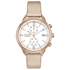 Citizen Eco-Drive Women's Chandler Chronograph Watch - FB2003-05A