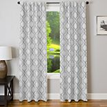 Softline 1-Panel Epic Wave Window Curtain