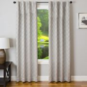 Softline 1-Panel Mythos Window Curtain