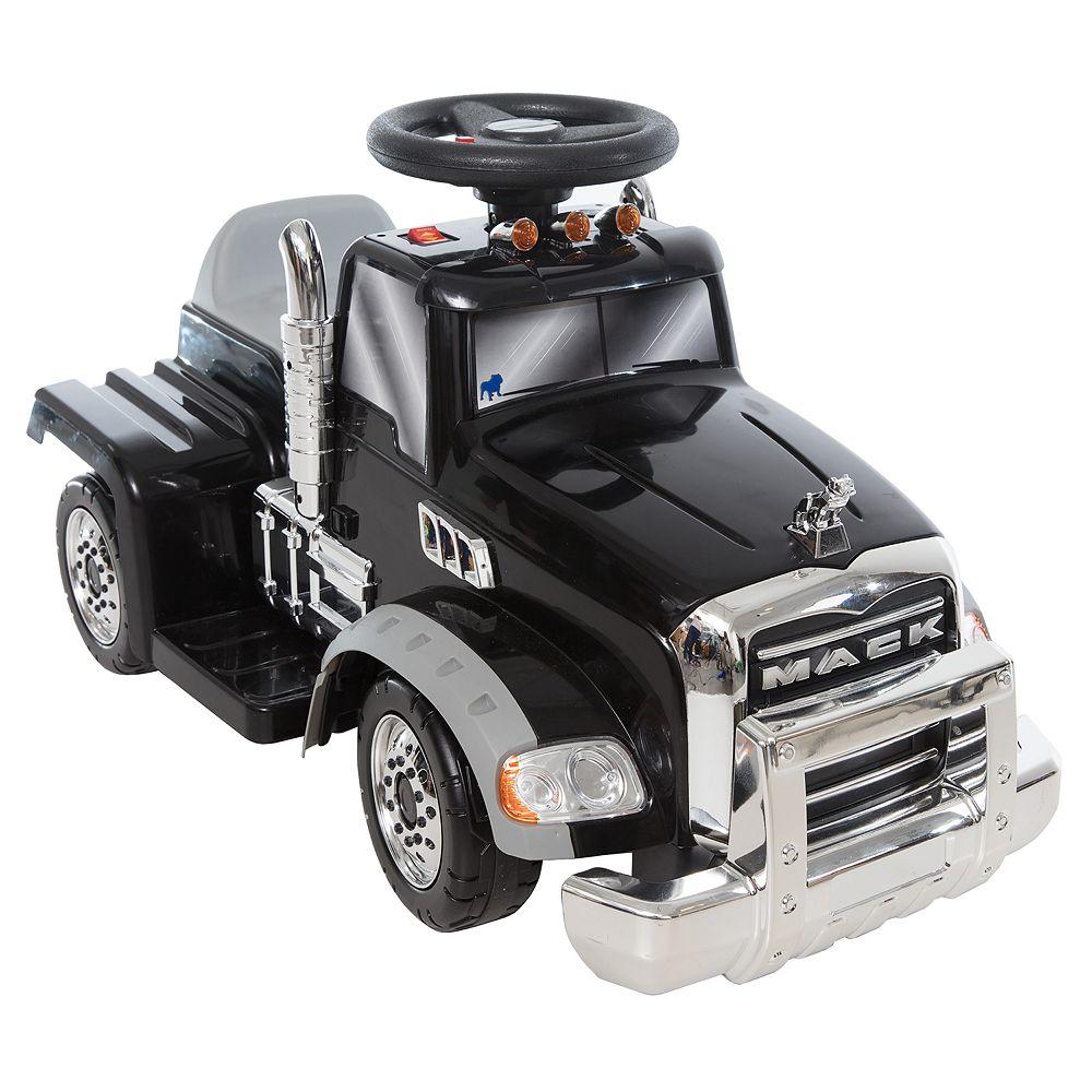 Wonderlanes 6V Mack Truck Ride-on Vehicle