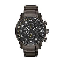 Citizen Eco-Drive Men's Primo Stainless Steel Chronograph Watch - CA0687-58E