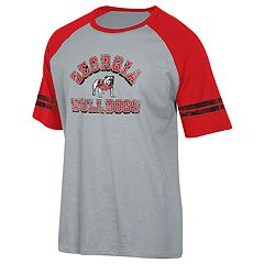 Men's Georgia Bulldogs Athletic Tee