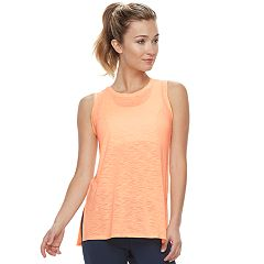 Women's Tek Gear® Step Hem Tank