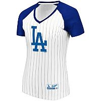 Plus Size Majestic Los Angeles Dodgers Every Aspect Tee