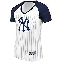 Plus Size Majestic New York Yankees Every Aspect Tee