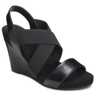 A2 by Aerosoles Lotus Plush Women's Wedge Sandals