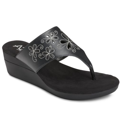 A2 by Aerosoles Air Flow Women's Wedge Sandals