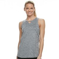 Women's Tek Gear® Performance Notch Neck Tank