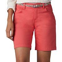 Women's Lee Bradbury Belted Bermuda Shorts