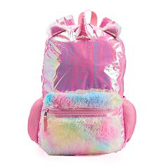 Kids Holographic Unicorn Backpack