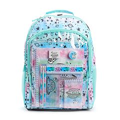 Kids Galaxy Backpack & School Accessories Set
