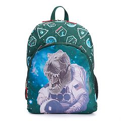 Kids T-Rex Dinosaur Space Astronaut Backpack