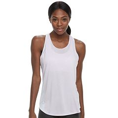 Women's Tek Gear® Performance Stripe Racerback Tank