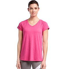 Women's Jockey Sport Resolution V-Neck Tee