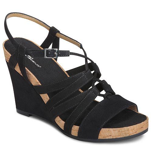 a3a01746f69c A2 by Aerosoles Poppy Plush Women s Wedge Sandals