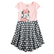 Disney's Minnie Mouse Graphic Skater Dress by Jumping Beans®