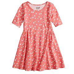 Girls 4-10 Jumping Beans® Princess Seam Dress