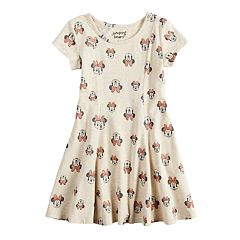 Disney's Minnie Mouse Printed Dress by  Jumping Beans®