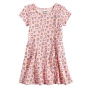 Girls 4-10 Jumping Beans® Printed Dress