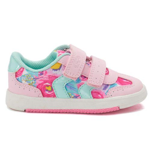 Dr. Scholl's Kameron Toddler Girls' Floral Sneakers