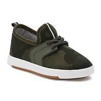 Dr. Scholl's Toddler Boys' Camouflage Sneakers