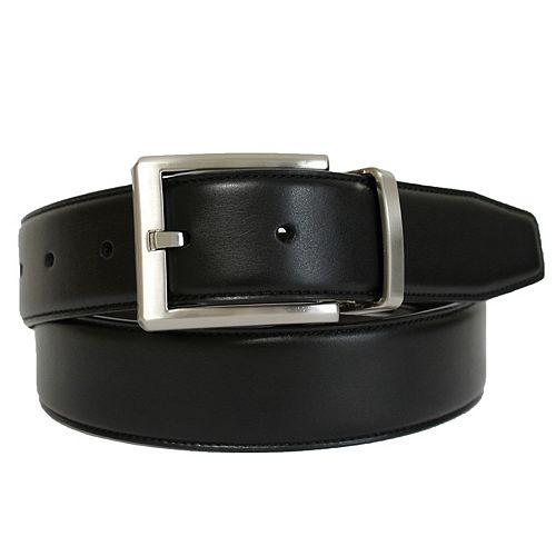 Men's Apt. 9® Reversible Stretch Feather-Edge Belt